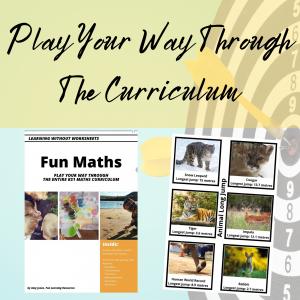 Play Your Way Through The Curriculum