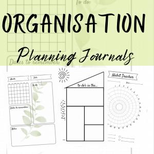 Organization and Journaling