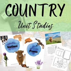 Country Unit Studies