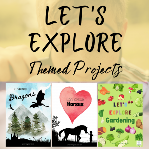 Let's Explore | Family Projects